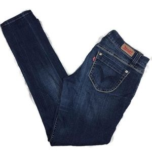 Levi's 524 Too Superlow skinny jeans Size  9M